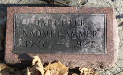 Naomi Hammer