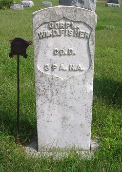 Corp William D. Fisher