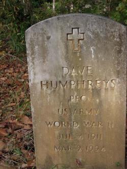 Dave Humphreys