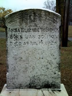 Anna Elizabeth Shivek