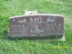 Bessie M. <i>Zimmerman</i> Ball