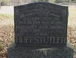 Margaret Jane <i>Yeats</i> Huffstutler