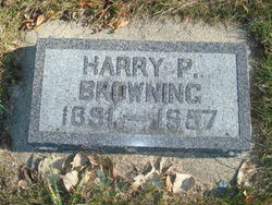 Harry P Browning