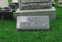 Olive Viola Ollie <i>Copp</i> Baker