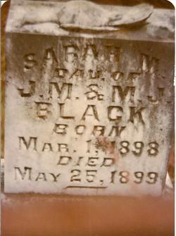 Sarah Melvn Black
