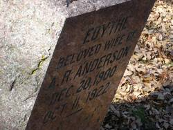 Edythe E. <i>Lofgren</i> Anderson