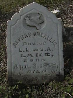 Alphar Oneallic Lake