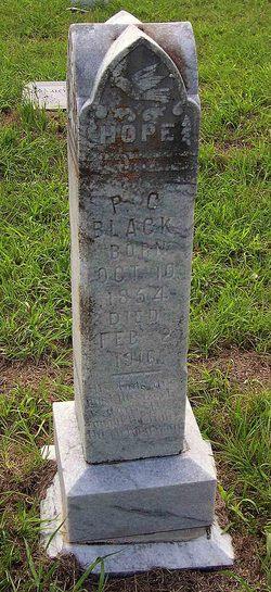 Peyton Colquitt P.C. Black