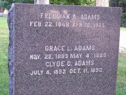 Clyde C Adams