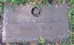 Helene Ann <i>Guentz</i> Hartmann
