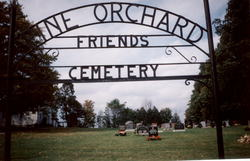Pine Orchard Friend's Cemetery