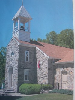 Pleasant Walk United Methodist Church Cemetery