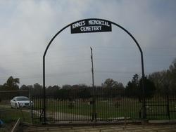 Ennis Memorial Cemetery