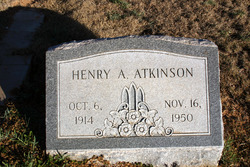 Henry Alexander Atkinson