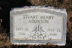 Stuart Henry Atkinson