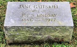 Jane <i>Gaitskill</i> Lindsay