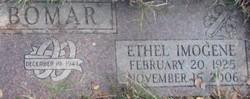 Ethel Imogene <i>Prince</i> Bomar