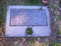 Stillie Mack Allred