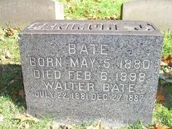 Walter Bate