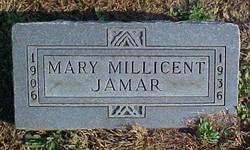 Mary Millicent Jamar