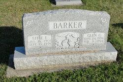 Effie E. <i>Simpkins</i> Barker