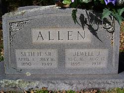 Jewell Juita <i>Bell</i> Allen