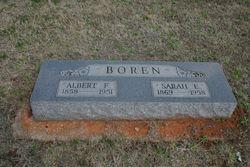 Albert Franklin Boren