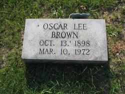 Oscar Lee Brown