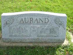 Anna Mae <i>Walters</i> Aurand