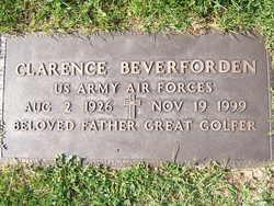 Clarence Arnold Beverforden