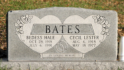 Cecil Lester Bates