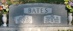 Hattie M. <i>Payne</i> Bates
