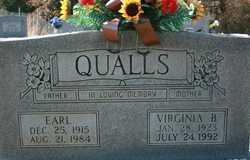 Earl Qualls