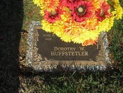 Dorothy Estelle <i>Warlick</i> Huffstetler
