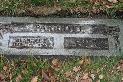 Carl Hayes Parriott