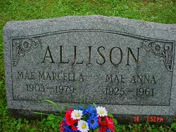 Mae Marcella Allison