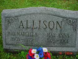 Mae Anna Allison