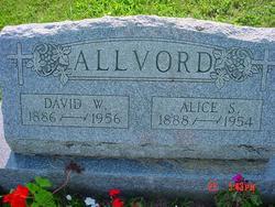 Alice S <i>Rice</i> Allvord
