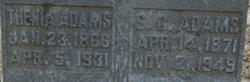Sam C. Adams