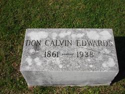 Don Calvin Edwards