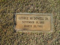 George McDowell, Jr