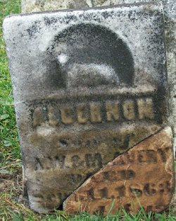 Algernon W. Avery