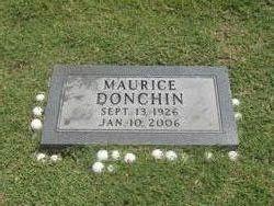 Maurice Donchin