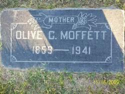 Olive Catherine <i>Emmett</i> Moffett