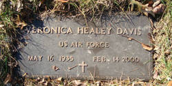Veronica Mae <i>Healey</i> Davis