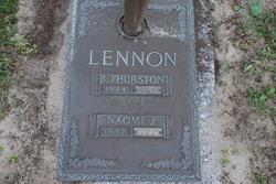 Naomi <i>Jefferson</i> Lennon