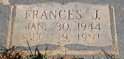 Frances J. Bain