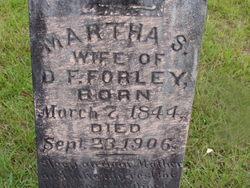 Martha S Forley