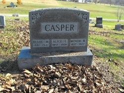 Bessie M Casper