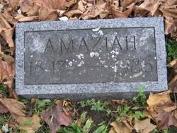 Amaziah Waits